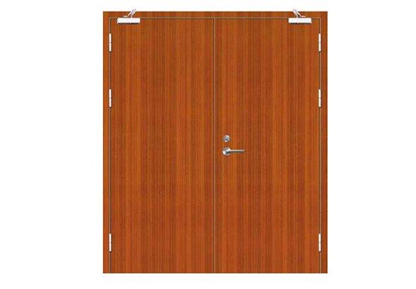 免漆板饰面型木质防火门